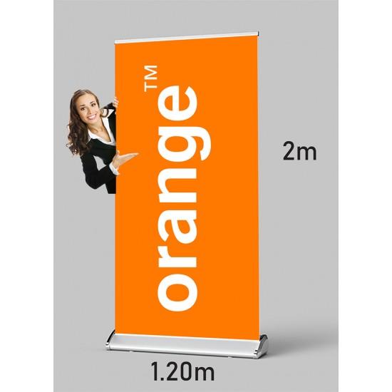 Roll-uo 2m/0.8m